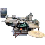 линия для производства блинов, оладьев и омлетов с двумя жарочными дисками Cooking disc